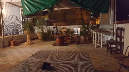 Budget accommodation at Casa Habana in Havana Cuba.