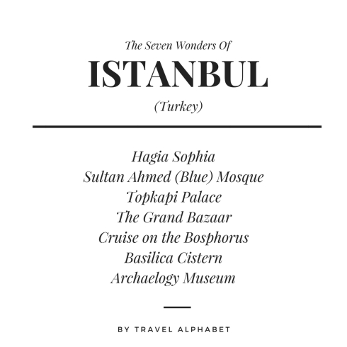 Things to do in Instanbul